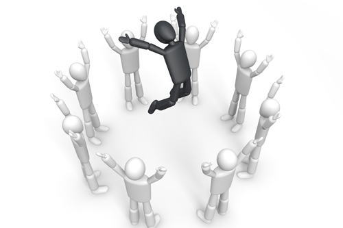 人の輪に入る方法イメージ画像1