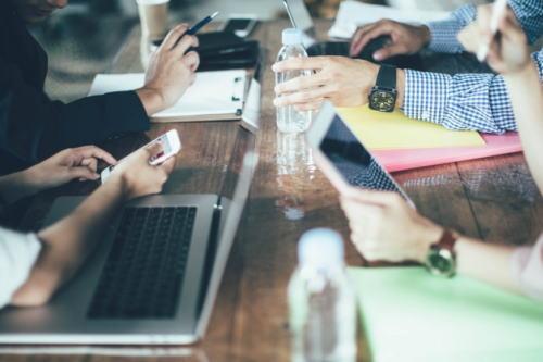 簡単に考えて話すだけで職場の人間関係も上手くいくようになる!1