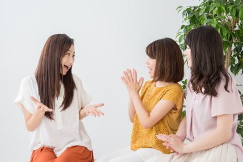 会話下手が老若男女相手を問わず平気で話せるようになったイメージ画像1